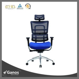 Work Well Nylon Frame Fabric Seat Office Chair pictures & photos