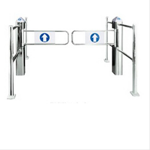 Metal Turnstile Swing Gate Entrace Gate Guide Doors 1056 pictures & photos