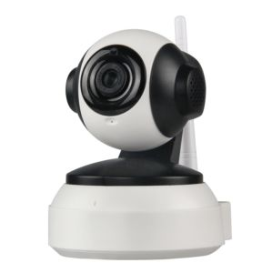 Wdm Smart Home IP WiFi Audio Security Camera with IR Range 10m pictures & photos