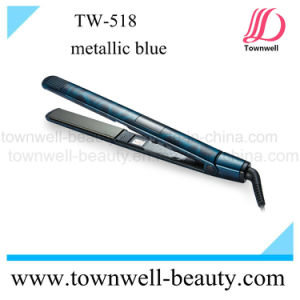 Professional Ceramic Hair Flat Iron LCD Ionic Hair Straightener Style pictures & photos