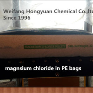 Flakes/Pellet Magnesium Chloride pictures & photos