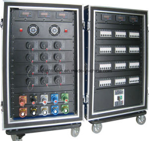 Multi-Socapex Power Supply with 400A EU Powerlock pictures & photos