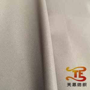 210d Nylon Oxford Fabric Waterproof Fabric with PU Coating for Jackets and Bags pictures & photos