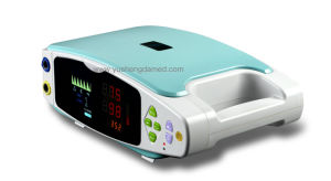 Cheapest Medical Equipment NIBP/SpO2/Temp Vital Signs Monitor pictures & photos