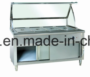 Good Quality Commercial Salad Bar Showcase pictures & photos