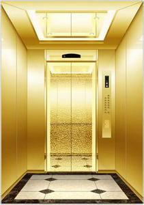 Passenger Lift with Competitive Price and Gearless Traction Motor pictures & photos