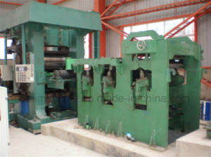 Equipment 4 Hi Non-Reversing Cold Rolling Machine Mill pictures & photos