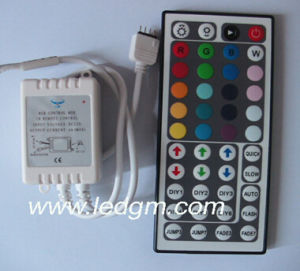 DC12 to 24V Touch Panel RF RGB LED Lighting Controller for LED Lights Home pictures & photos