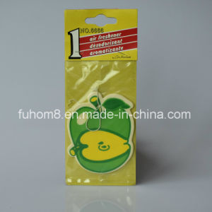 Customized High Quality Hanging Paper Air Freshener, Car Perfume pictures & photos