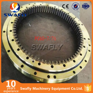High Quality PC60-7 Gear Slewing Bearing pictures & photos