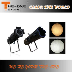 IP20 Customized 150/200/300W LED DMX Gobo Projector pictures & photos