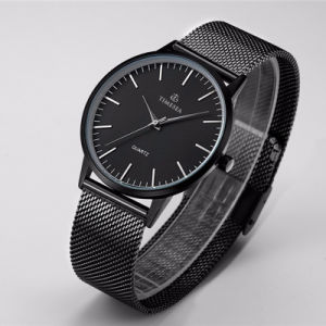 Mvmt Custom Logo Fashion Mens Watch Casual Wrist Watch with Mesh Band 72445 pictures & photos