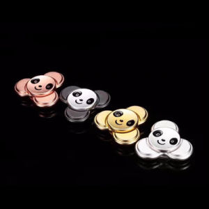 Metal Finger Spinner Panda Hand Spinning Gyroscope pictures & photos
