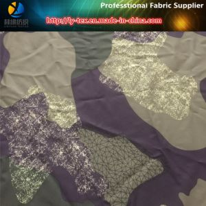 Jungle Printing Polyester Plain Woven Fabric for Shirt pictures & photos