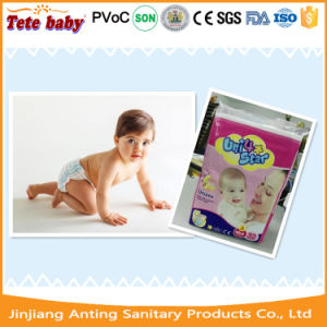 2017 New Baby Unit 4 Star Products Factory Wholesale Disposable Baby Diapers pictures & photos