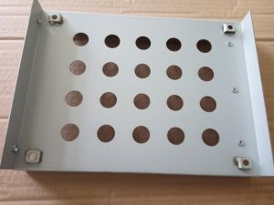 Custom Sheet Metal Parts with Laser Cutting Bending and Riveting pictures & photos