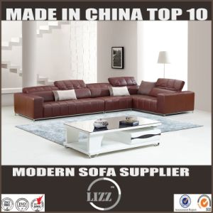 Modern Design Leather Sofa Germany Style Furniture pictures & photos