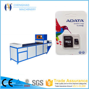 2017 Hot Selling Factory Direct Sale PVC Blister Sealing Machine for USB Flashdisk pictures & photos