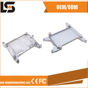 Various Aluminum Sewing Machine Parts for Side Cover pictures & photos