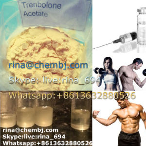 High Purity Steroid Hormone Muscle Builder Boldenone Acetate Factory Sell pictures & photos