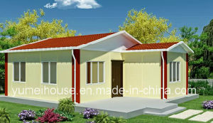 Luxury Prefabricated Villa House with Bedroom/Dining Hall/Shower Room pictures & photos