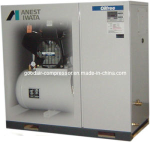 Dental Using Oil Free Portable Air Compressor 2.2kw pictures & photos