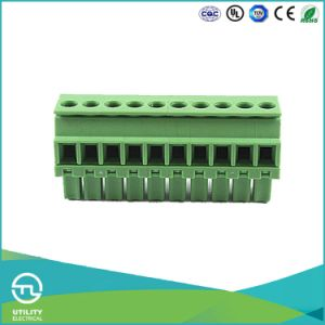 Ma1.5/V3.50 (3.81) PCB Connector 3.5mm Pitch Plug in PCB Terminal Block pictures & photos