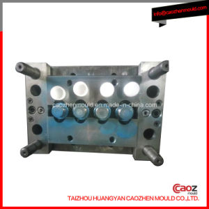Plastic Mineral Water/4 Cavity Cap Mould