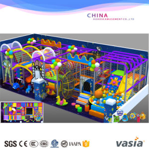 Indoor Children Play Exercise Playground Equipment pictures & photos