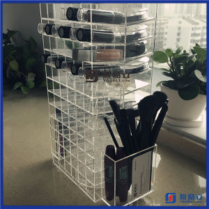 Modern Rotating Acrylic Lipstick Holder Case for Sale pictures & photos