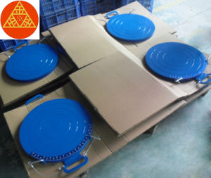Truck Passenger Car Bus Rotary Rotating Mechanical Wheel Alignment Wheel Aligner Turnplate Turntable Sx389 pictures & photos