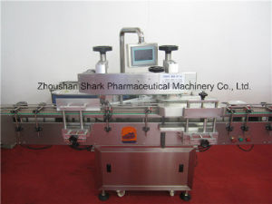 Automatic High-Speed Pharmaceutical Machinery Bottle Labeler