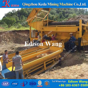 Good Quality Alluvial Gold Mining Trommel pictures & photos