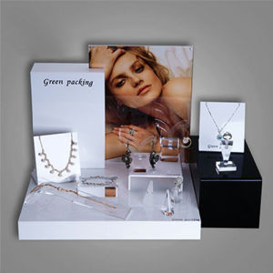 Plastic Acrylic Jewellery Display Holder pictures & photos