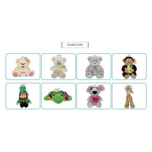 Wholesale Stuffed Animals Teddy Bear Plush Toys with Logo pictures & photos