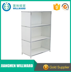 Metal Storage Filing Steel Modular Office Filing Bookcase pictures & photos