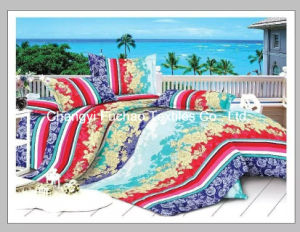 Bedding Set and Comforter Set 100% Cotton China Textile pictures & photos