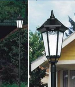 Solar Garden Light Post Light pictures & photos