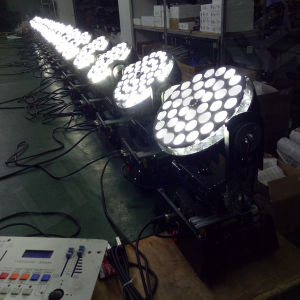 DJ Light 36X12W 4in1 Zoom LED Moving Head Wash pictures & photos