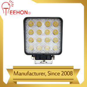 48W Wholesale LED Lighting for Automotive Truck LED Work Light pictures & photos