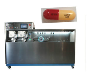 Clear Image Printing Machine for Empty Capsule pictures & photos