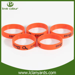 Christmas Festival Customized Design Rubber Bracelets for Anniversary pictures & photos