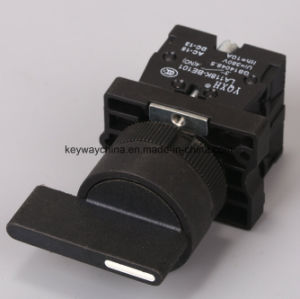 Longer Handle Push Button Switch pictures & photos