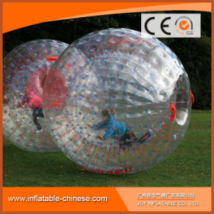 Non Toxic Transparent Inflatable Bubble Ball Inflatable roller Ball (Z2-102) pictures & photos