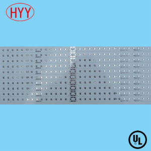 Double Layer Fr4 PCB Board with UL Approved and LED Assemble (HYY-128) pictures & photos