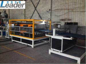 Durable PVC/ASA, PVC/PMMA Glazed Roof Tile Extrusion Line pictures & photos