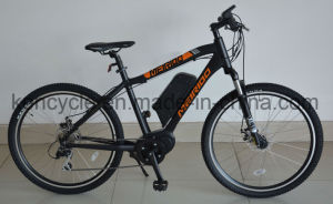 """26"""" MID Motor Electric Bike with Bafang Max Central Motor System/Torque Sensor Electric Bike for Europe Market/Mountain E-Bike W/ Central Motor (SY-E2617) pictures & photos"""