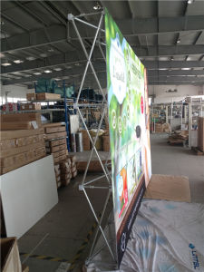Portable Display Pop up Stand Booth Backwall Advertising Equipment pictures & photos