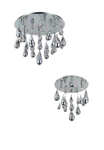 Guzhen Decorative Chandelier Lighting (SL29178-9) pictures & photos