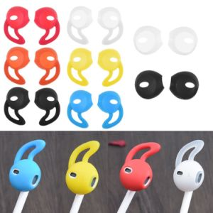 Waterproof Wholesale in-Ear Earphones Eartips Double Layer Soft Silicone Eartips pictures & photos